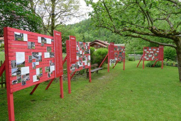 Ausstellung Priental-Almen